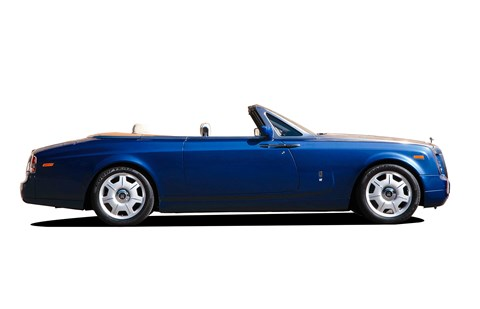 The Phantom Drophead Coupe