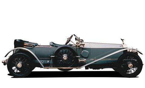 The best car in the world: Silver Ghost