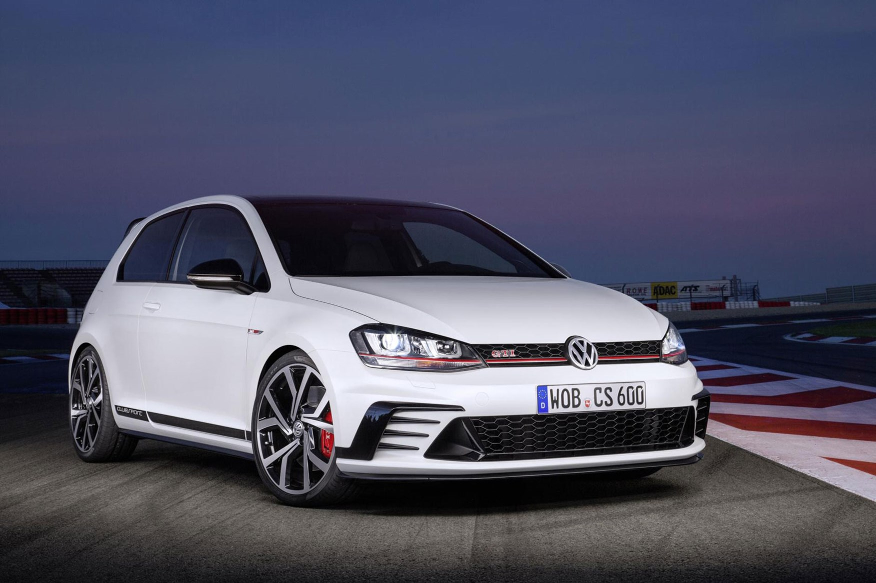 Vw Golf Gti Clubsport 2016 The Most Powerful Gti Yet By