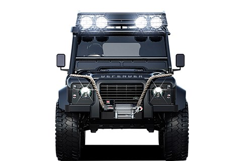 JLR Special Vehicles unit bringing more hardcore Land Rovers to the forefront