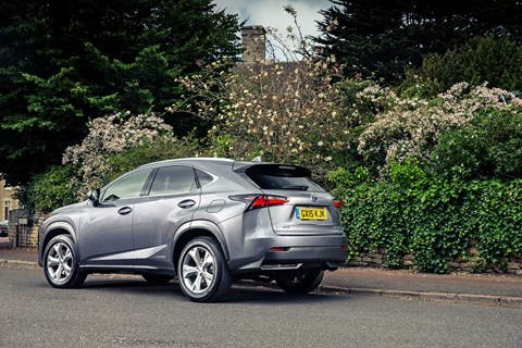 What's it like to live with a Lexus NX300h hybrid?