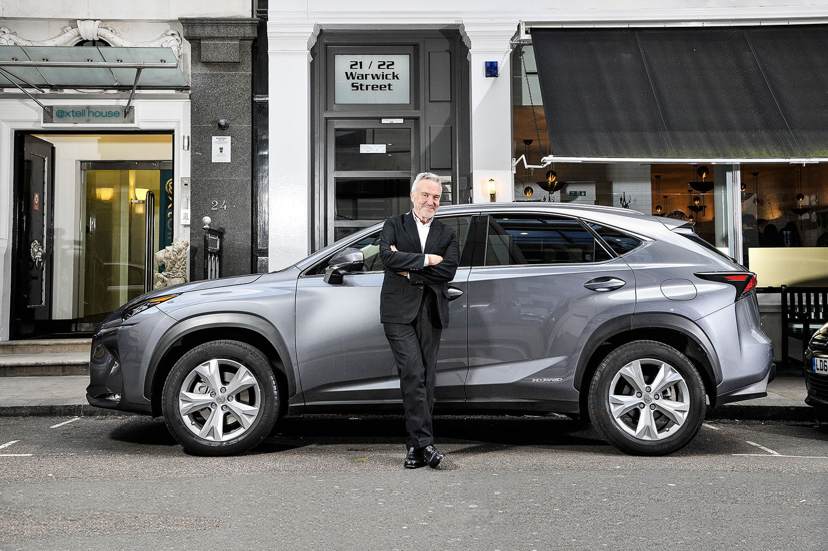 Design Critic Stephen Bayley Raises Our Lexus Nx It Simply Looks Cross