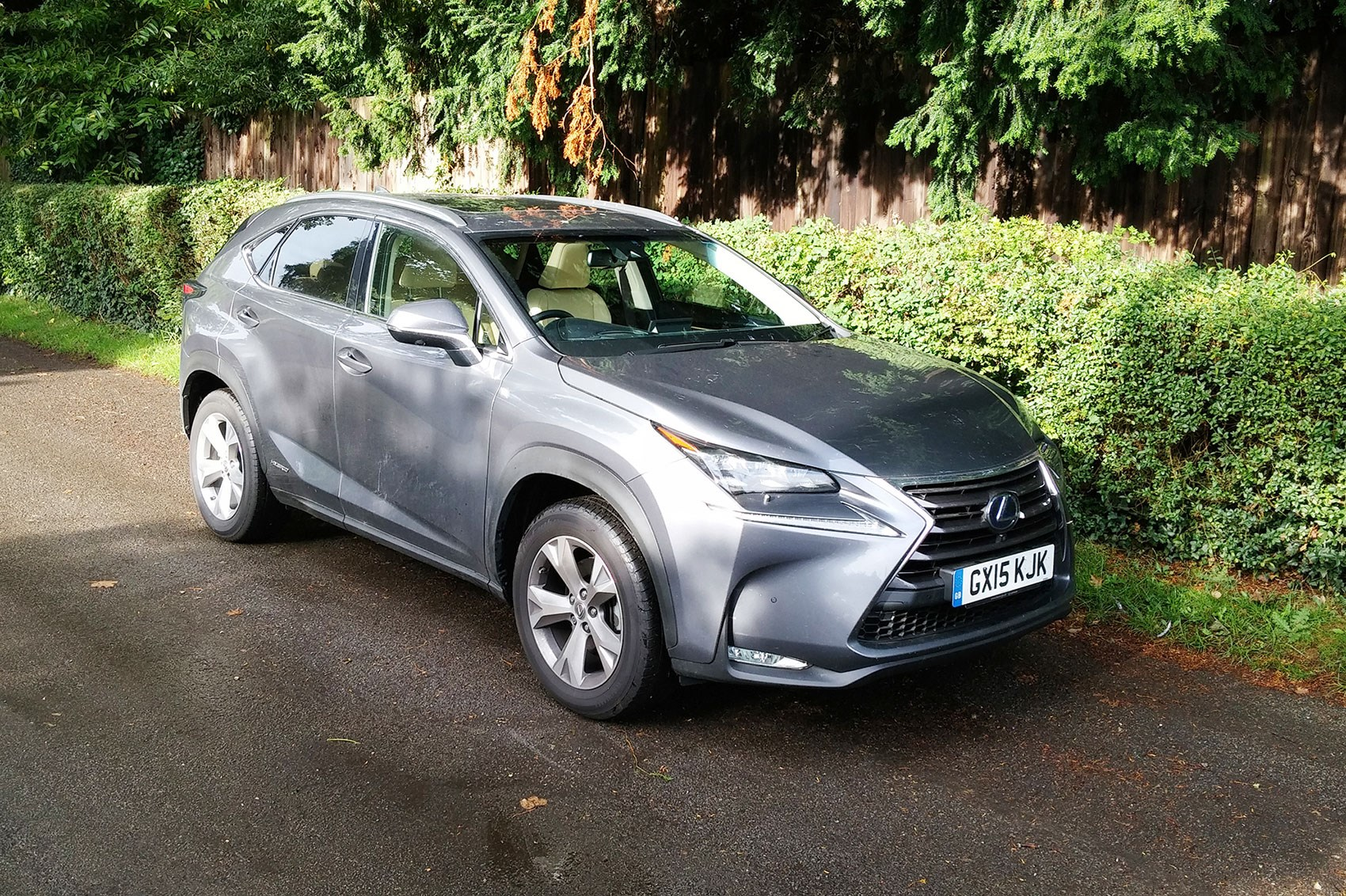 lexus nx300h hybrid 2016 long term test review by car magazine. Black Bedroom Furniture Sets. Home Design Ideas