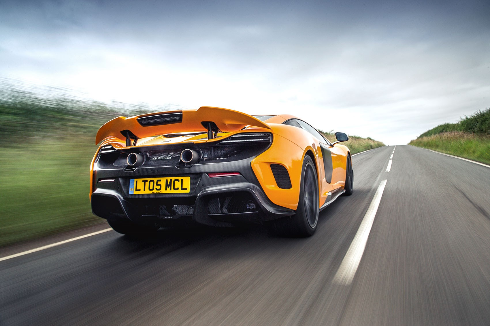 Fast Darwinism: McLaren 675LT, CAR+ October 2015 by CAR ...
