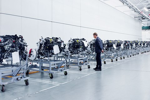 Inside Bentley's headquarters