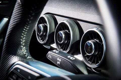 Key Tech: Audi TTS - Clever cabin fever