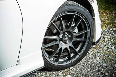 Key Tech: Toyota GT86 - Rubber soul