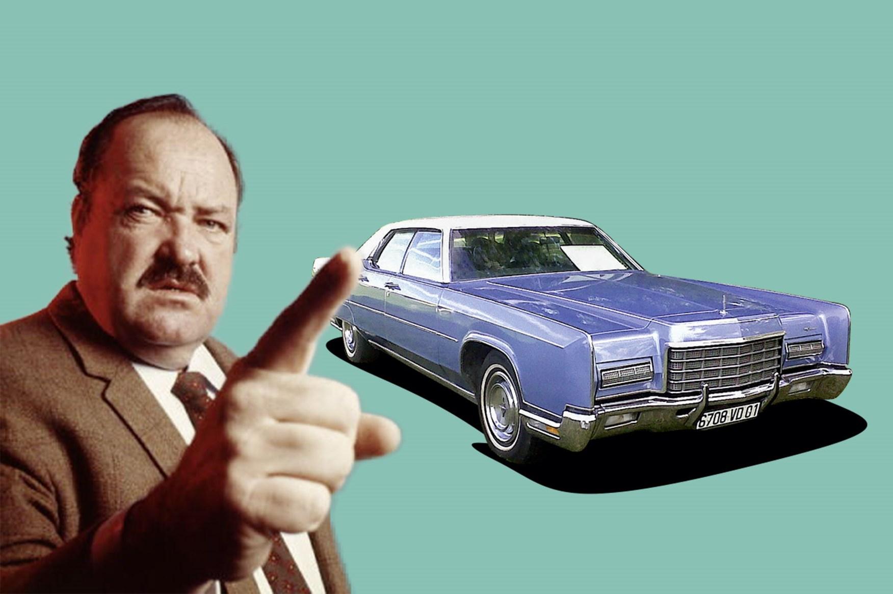 The Car Top 10 Worst Tv Cop Cars Car Magazine
