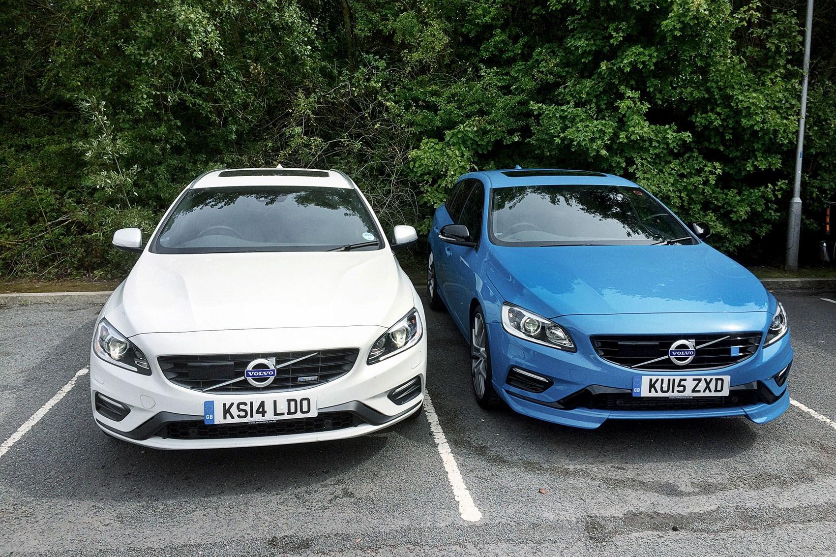 Jumpers for goalposts, Our Cars, Volvo V60 D6 Hybrid, CAR+ ...