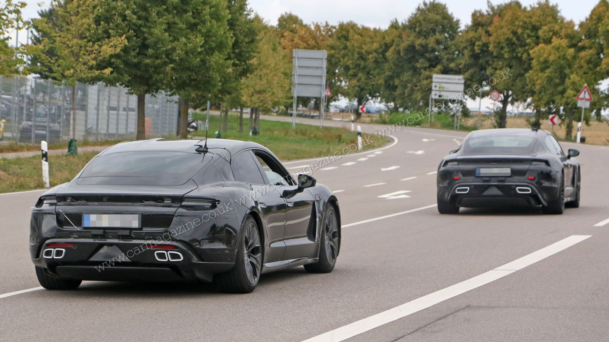 Porsche Taycan: performance model to get Turbo badge | CAR ...