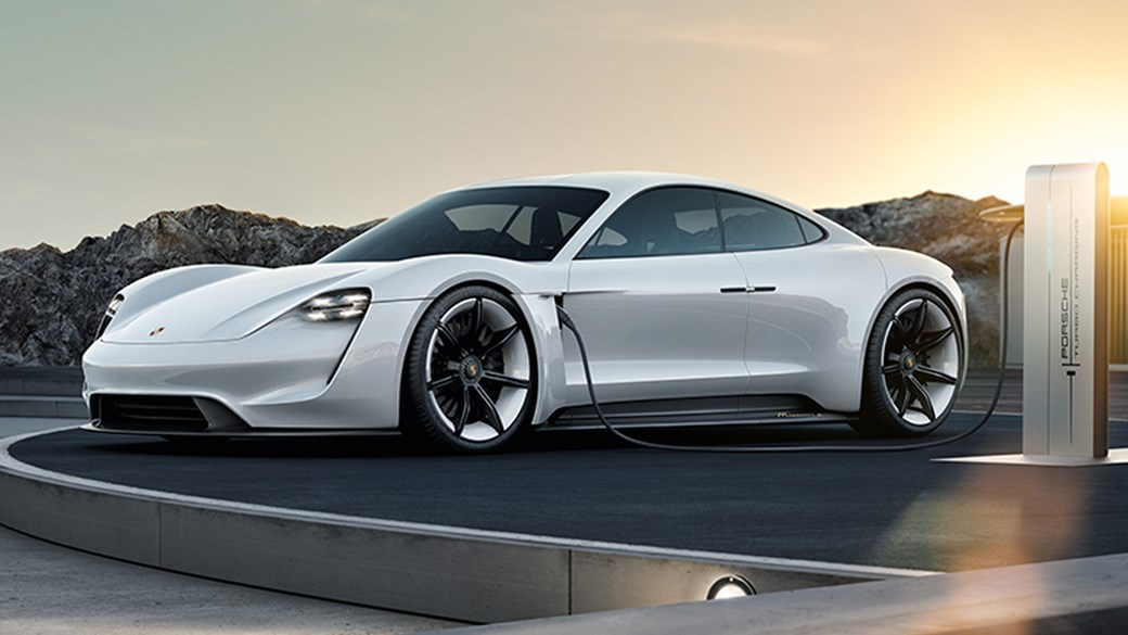 Sứ mệnh E sẽ là chiếc xe thể thao Porsche đầy đủ đầu tiên