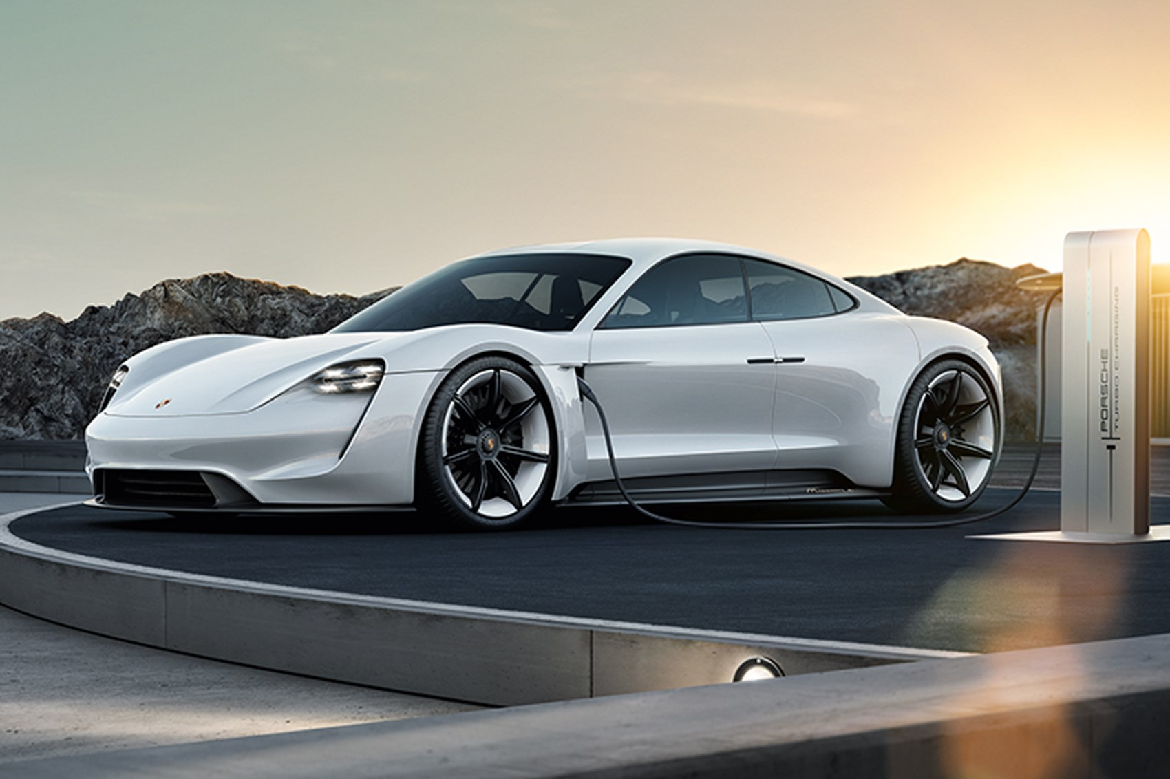 ... Mission E Will Be The First Fully Electric Porsche Sports Car