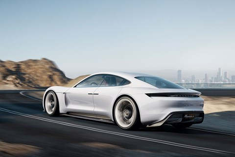 Porsche Mission E: on sale by end of 2019
