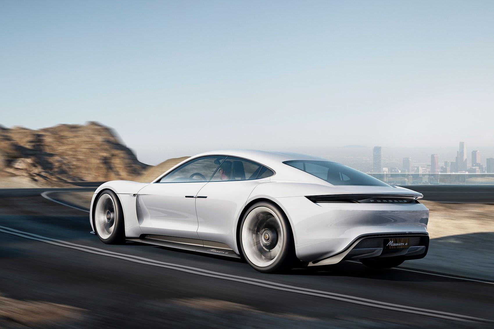 Porsche Taycan Performance Model To Get Turbo Badge