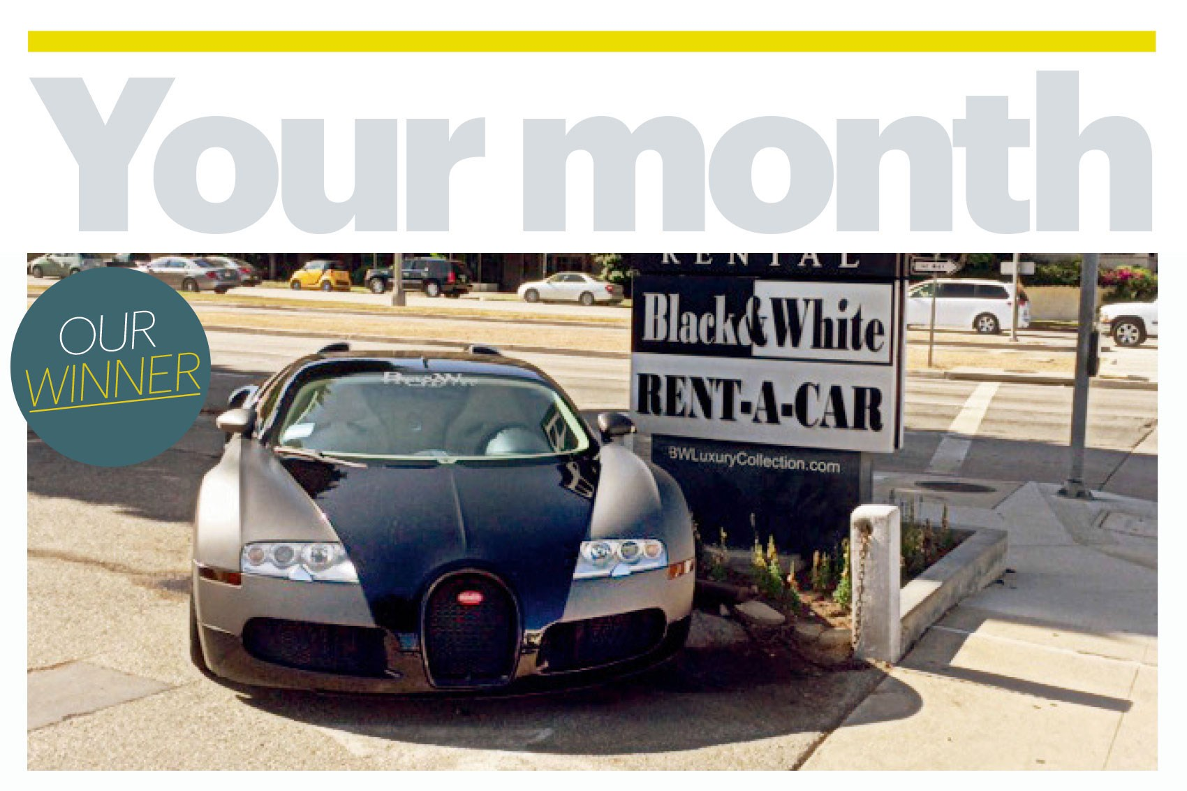 Rent Car For Month >> Your Month Your Cars Adventures And The Best Pictures You Sent In