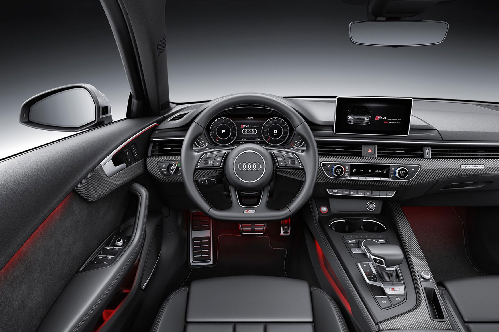 it's turbo town as new audi s4 and s4 avant are unveiled at
