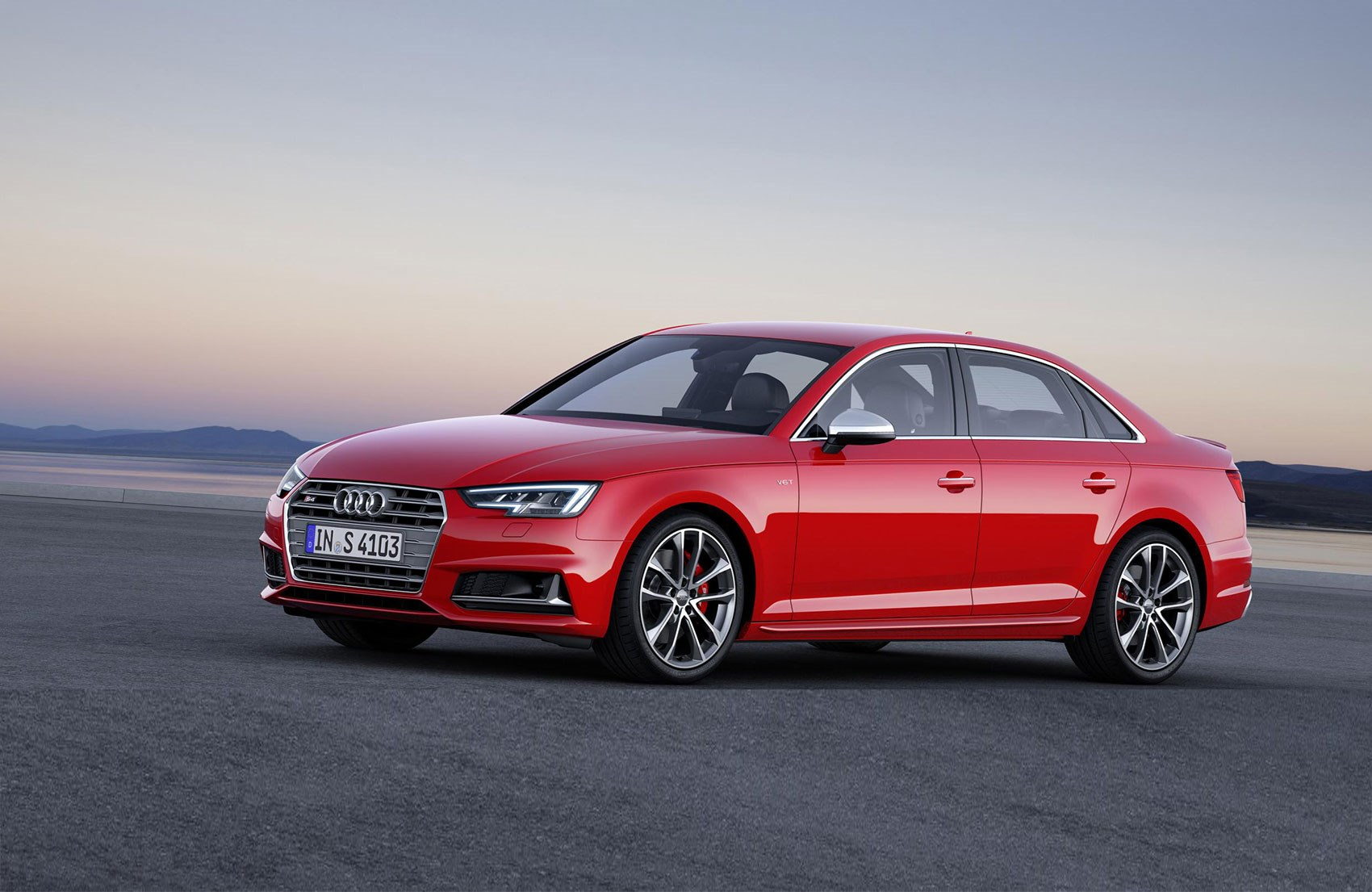 Its Turbo Town As New Audi S And S Avant Are Unveiled At - Audi s4