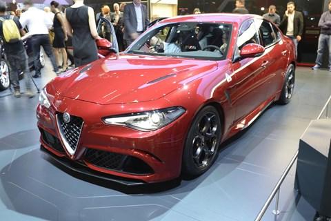 Back on track? New Alfa Romeo Giulia at Frankfurt show