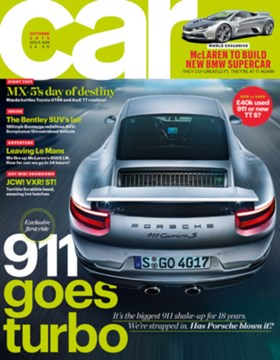 automotive magazine