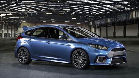 ford focus rs (2016) prices and stats revealed: 165mph, £28,940