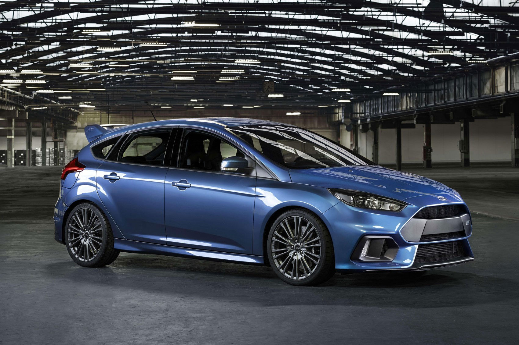Ford Focus RS 2016 Prices And Stats Revealed 165mph GBP28940 By CAR Magazine