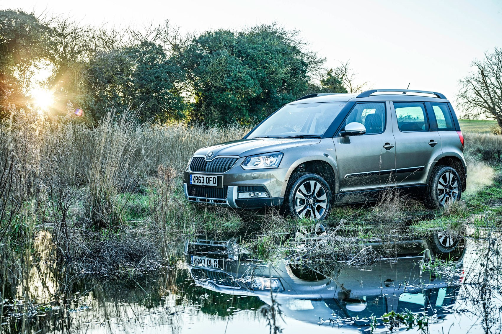 Skoda yeti 2017 review release date new automotive trends skoda - The Next Skoda Yeti Will Feature Far More Conventional Less Polarising Design