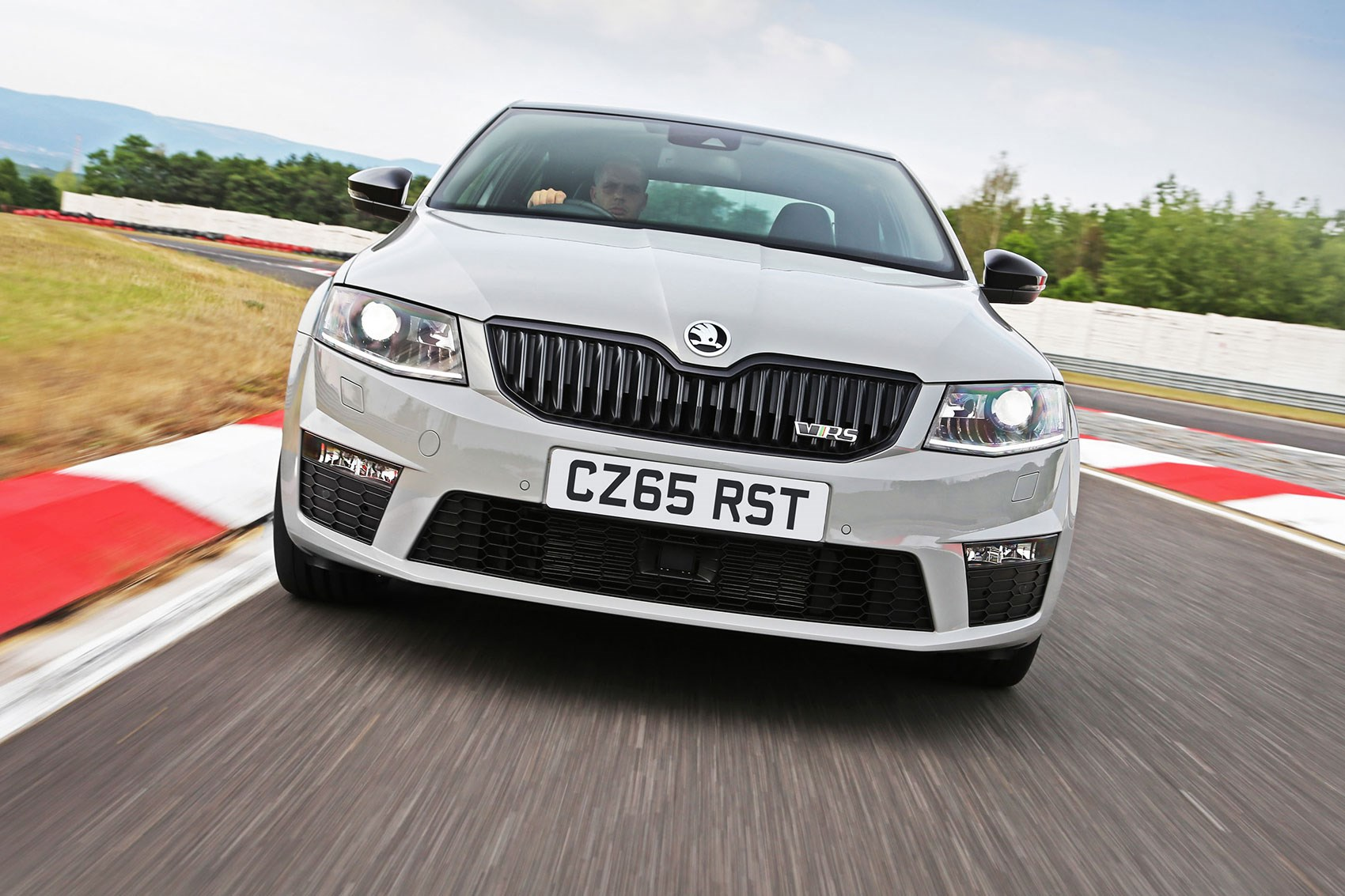 Skoda octavia vrs 230 it s the fastest production vrs yet