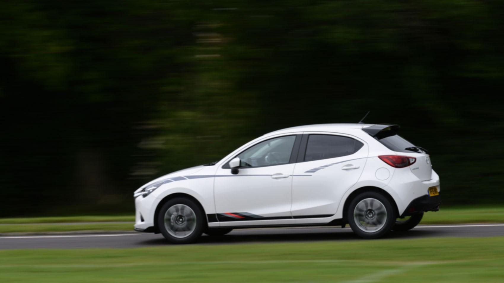 Mazda Lease Deals >> Mazda 2 1.5 Sport Black (2015) review   CAR Magazine