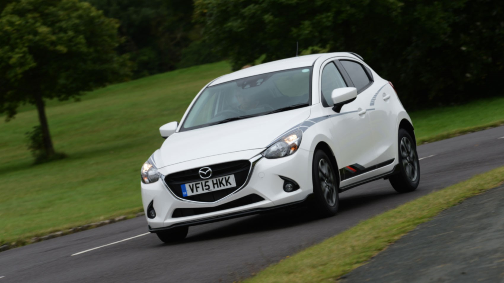 Mazda 2 1 5 Sport Black 2015 Review Car Magazine