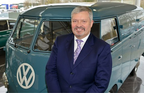 Paul Willis grilled: the UK boss of Volkswagen hauled before MPs