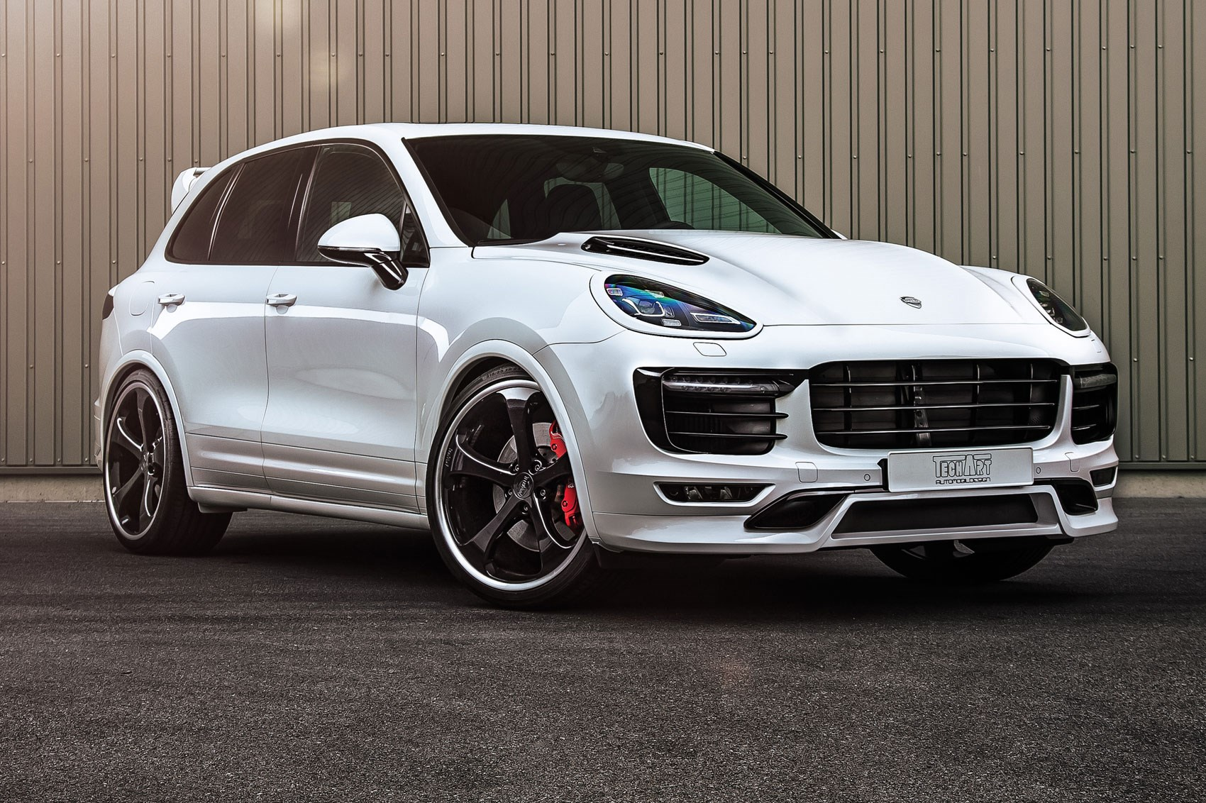 Techart Porsche Cayenne Turbo: the 700bhp SUV by CAR Magazine