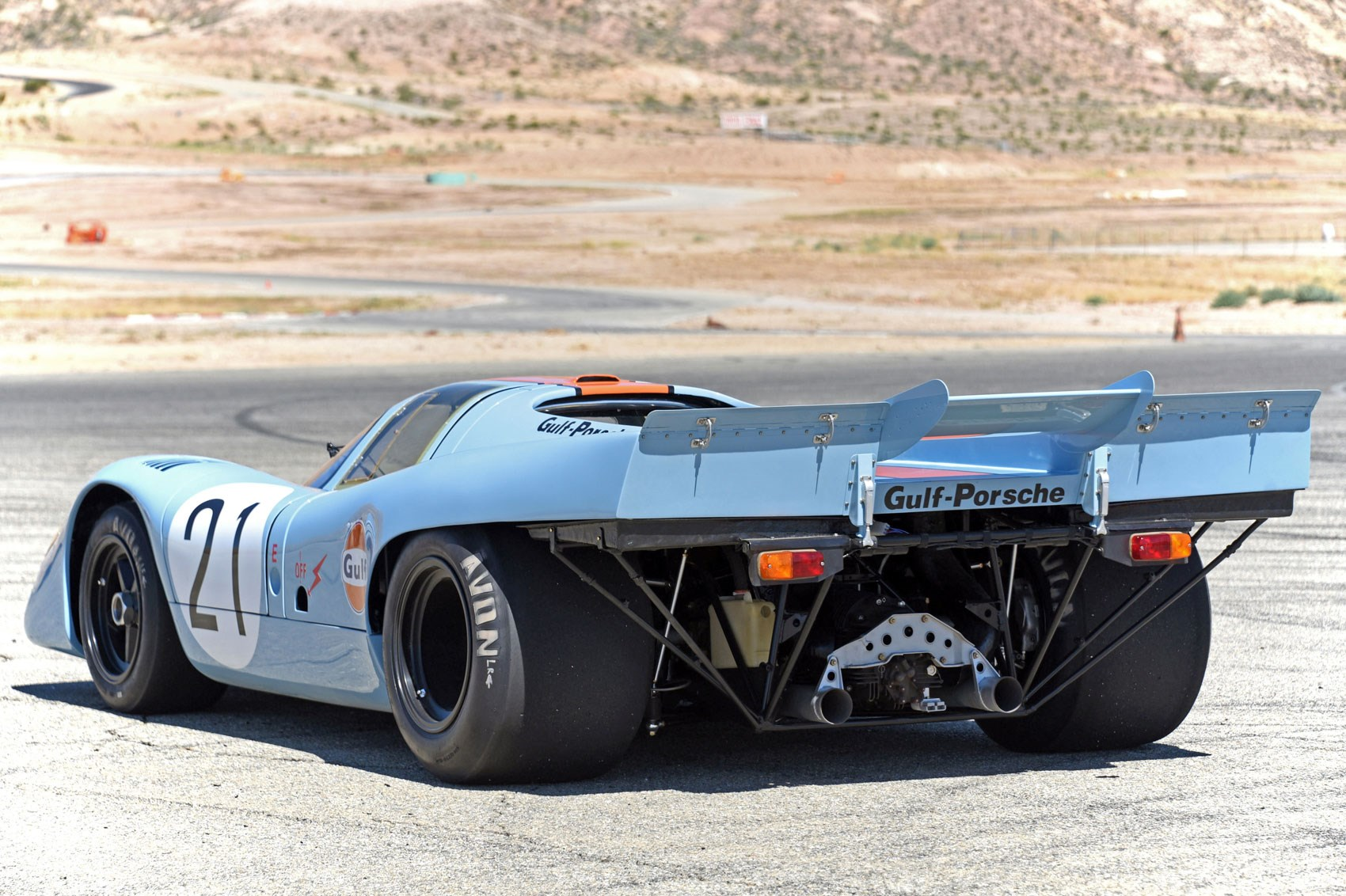 Great Gulf: is this the ultimate Porsche 917? | CAR Magazine