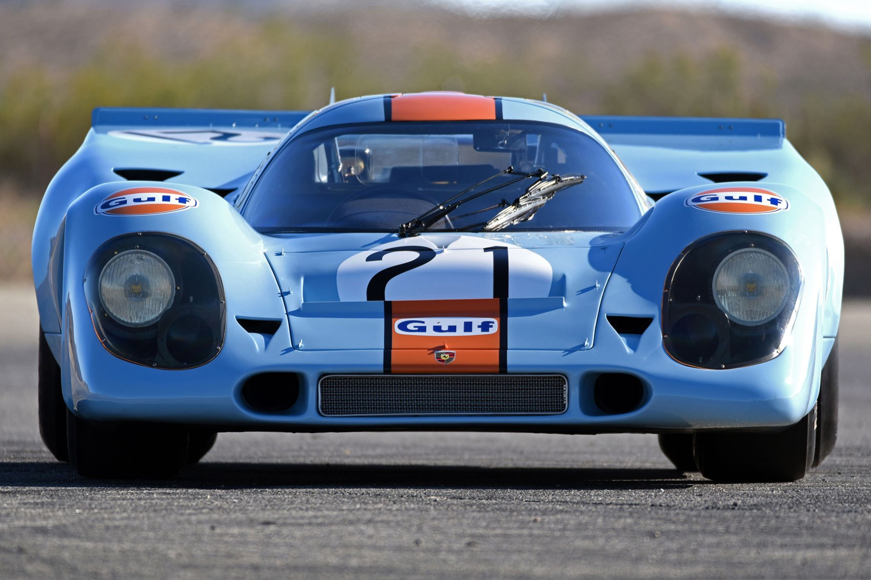 Great Gulf: is this the ultimate Porsche 917?