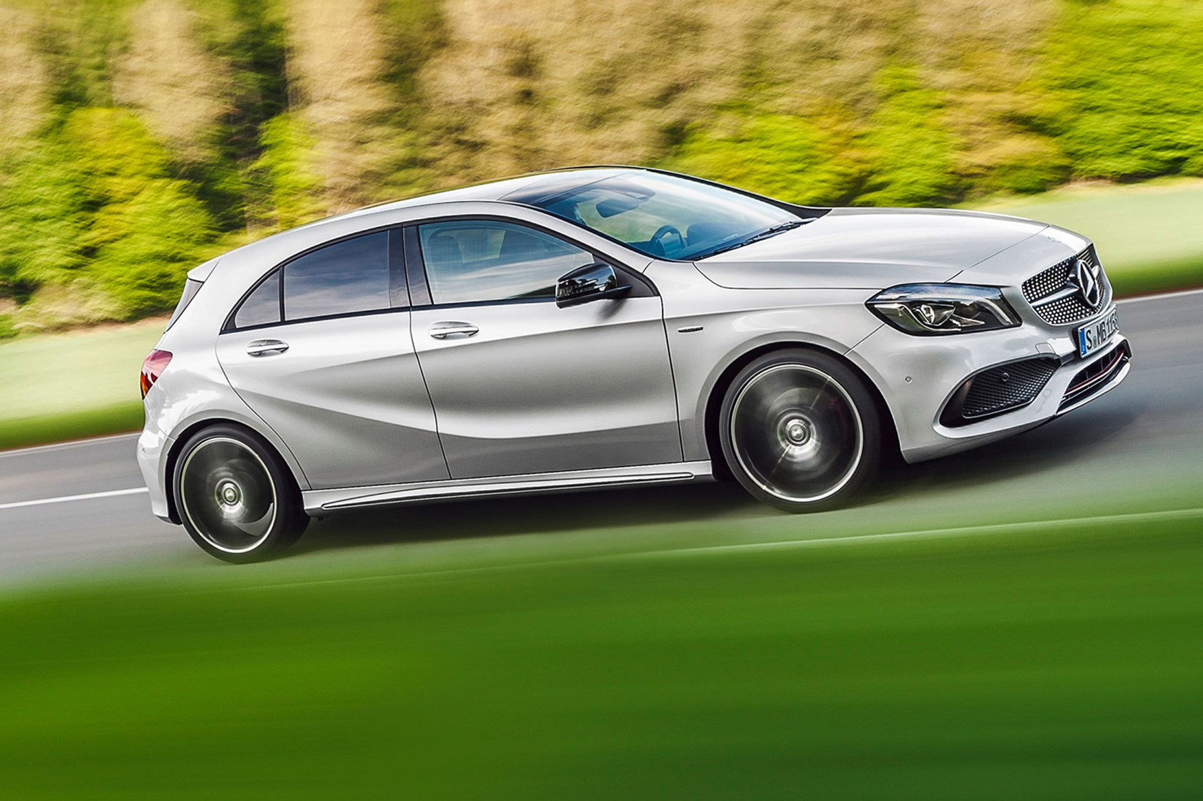 0 Down Lease Deals >> Mercedes-Benz A250 AMG (2015) review by CAR Magazine