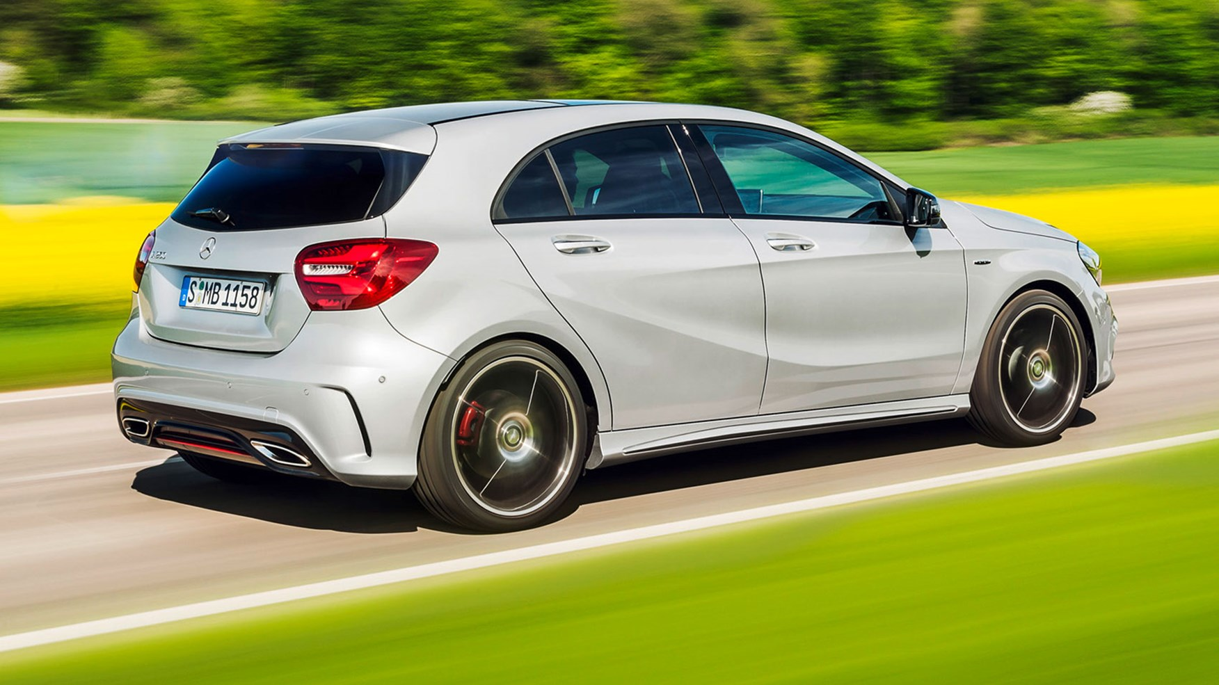 Mercedes Benz A250 Amg 2015 Review By Car Magazine