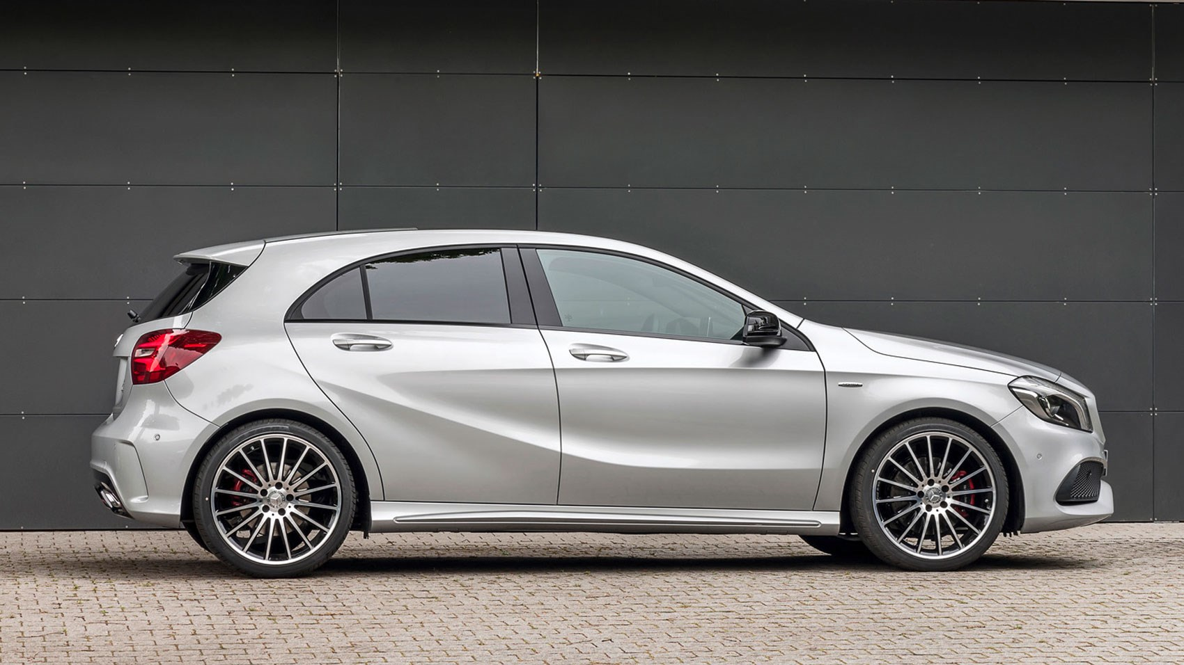 mercedes benz a250 amg 2015 review by car magazine. Black Bedroom Furniture Sets. Home Design Ideas