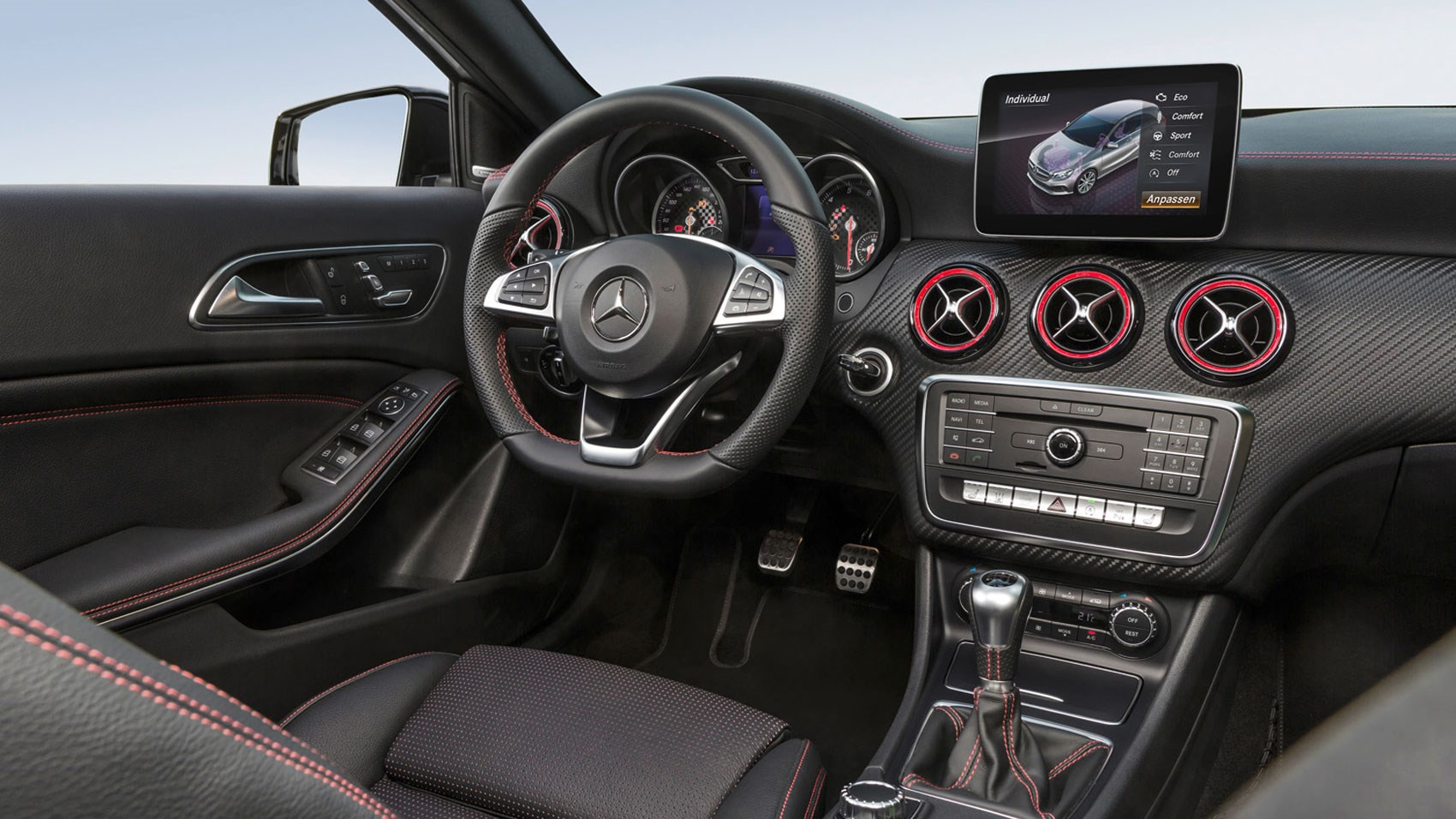Mercedes Benz A250 Amg 2015 Review Car Magazine