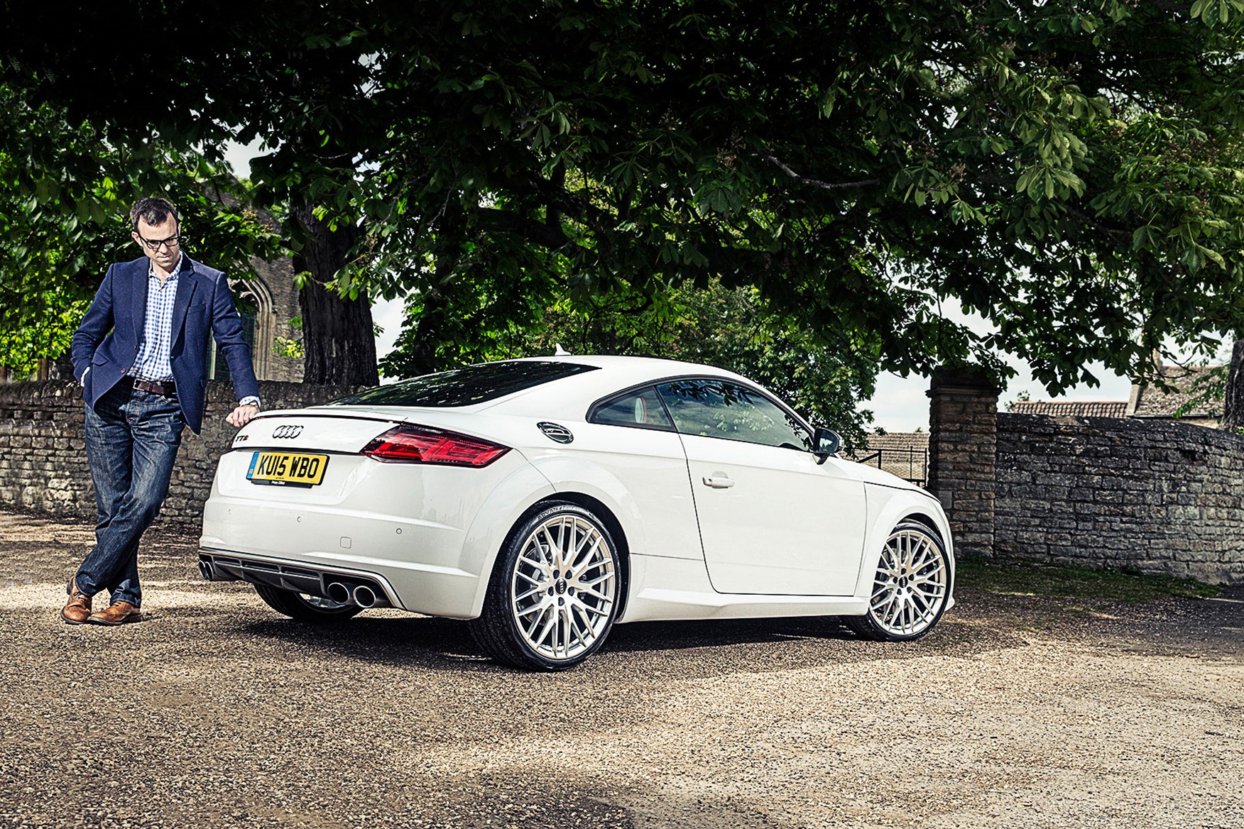 The New 2018 Aston Martin Vantage Revealed In S Car Magazine. Tim Pollard With Car's Audi Tts Longtermer. Audi. Audi Tt 1 8t 2000 Ground Wiring Location At Scoala.co