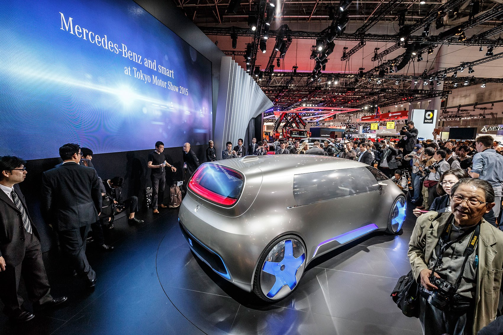 Mercedes New Model >> Tokyo motor show 2015 review and A-Z of all the new cars ...