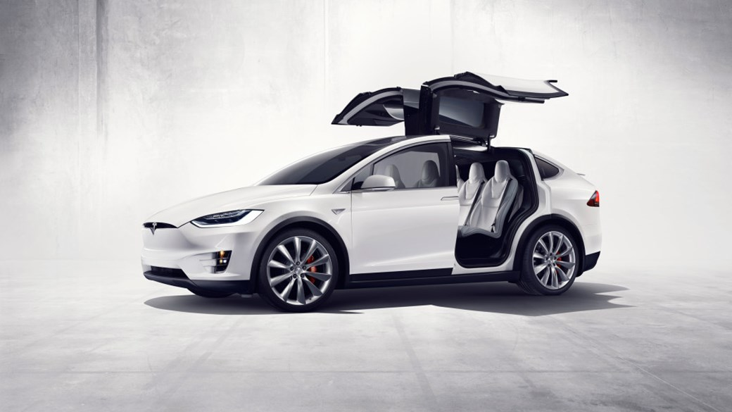 Tesla Model X crossover: the gullwing electric SUV is here | CAR ...