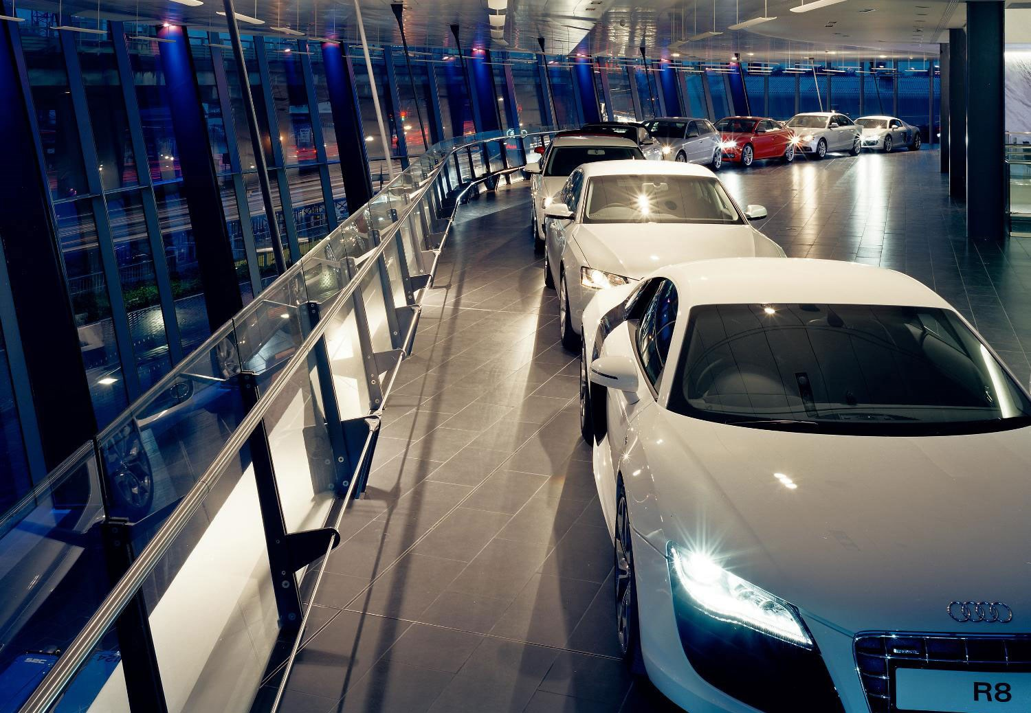 Is Brand Loyalty Dead Why Car Buyers Are More Promiscuous Than - Audi loyalty