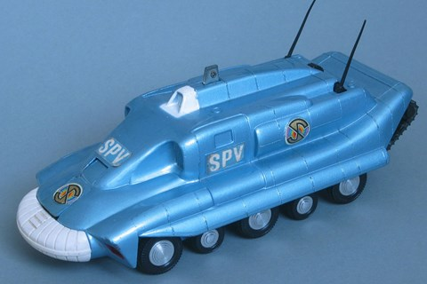 Captain Scarlet Spectrum Patrol Vehicle