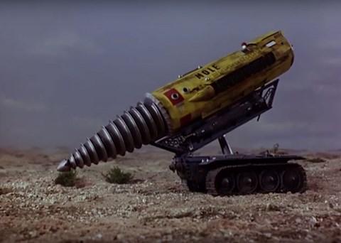 Thunderbird's 'The Mole'