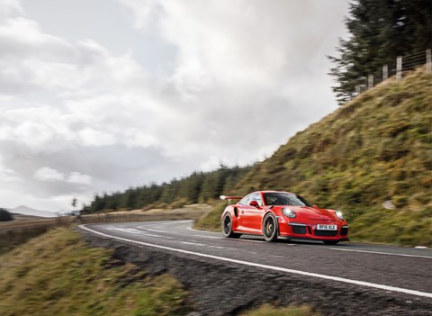 The GT3 RS wins. It is, very possibly, the best driver's car Porsche has ever made