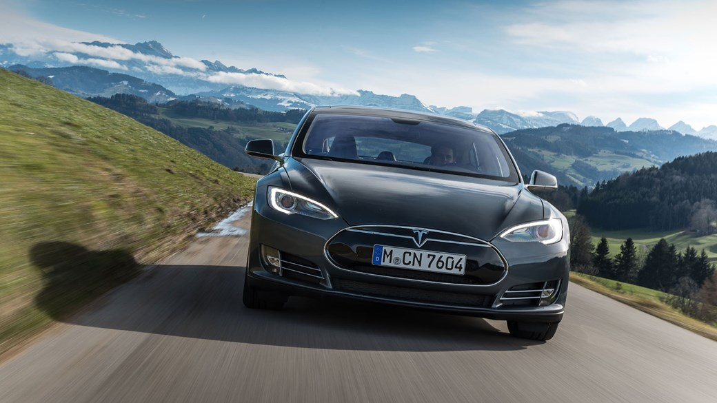 The P90d Is Fastest Tesla Model S Yet