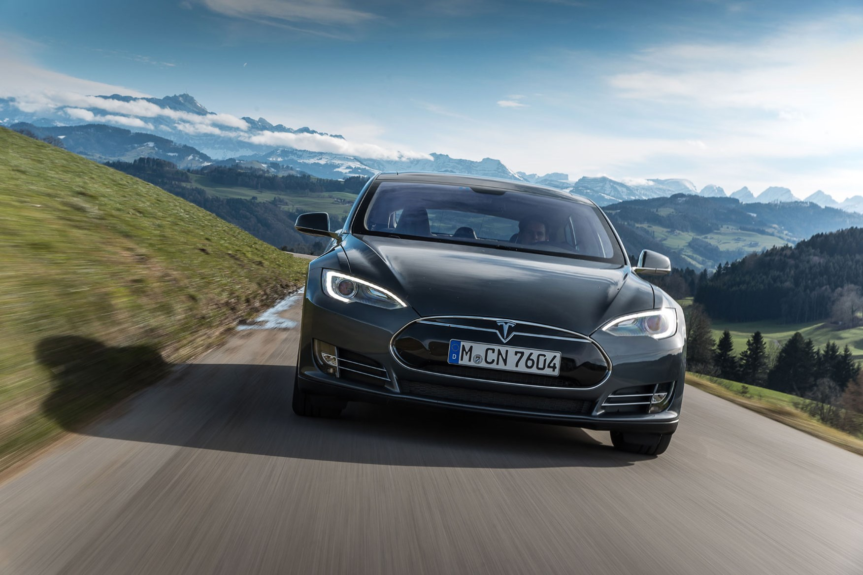 Tesla Model S P90d 2015 Review By Car Magazine