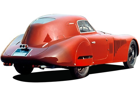 The 1938 Alfa 8C Le Mans Special
