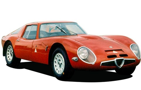 The 1965 TZ2 Zagato