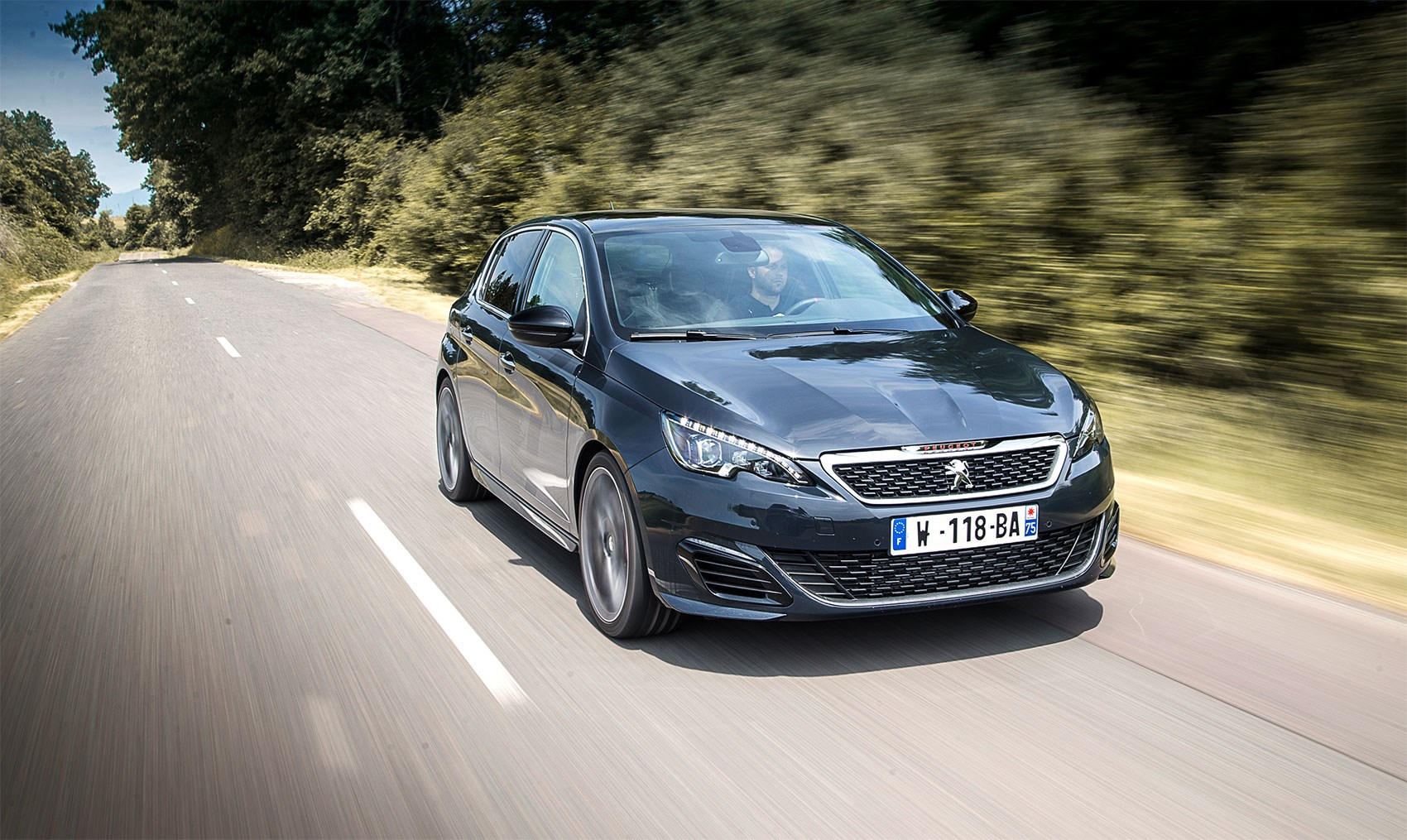 one sickeningly good pug peugeot 308 gti 270 first drive. Black Bedroom Furniture Sets. Home Design Ideas