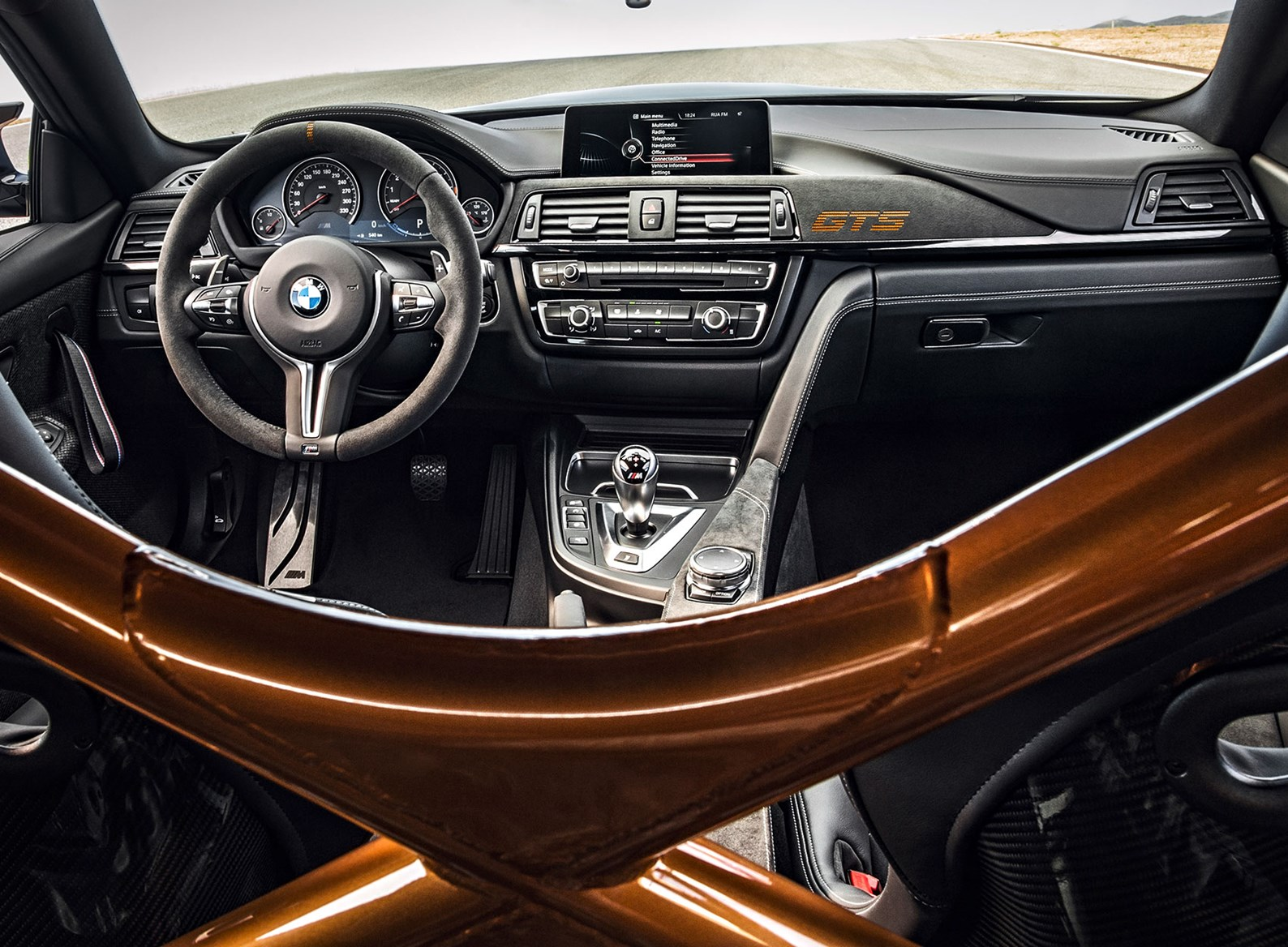 Bmw M4 Price South Africa >> BMW M4 GTS (2016): officially the fastest BMW road car ever by CAR Magazine